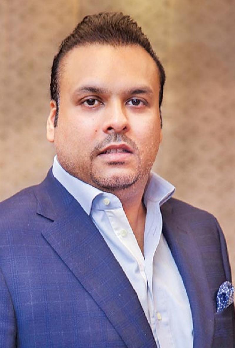 Shayan F Rahman Giga Tech Chairman
